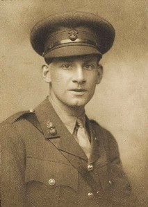 "Siegfried Sassoon (1886-1967) the author of the ""Poem in My Pocket"""