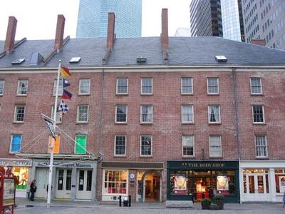 The NEW AND IMPROVED South Street Seaport Museum