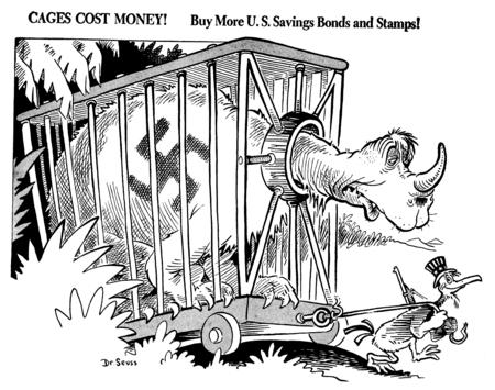 Website Review: Dr  Seuss Went to War | Mr  D's Neighborhood