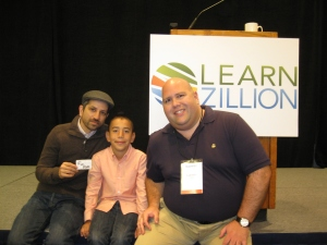 Nirvan Mullick, Caine Monroy, and Mr. D